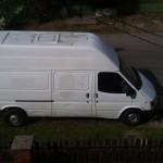 Kisteherautó bérlés Budapesten, Ford Transit bérlés
