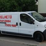 Renault trafic berlet